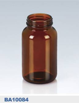 Wholesale Custom Amber Pharmaceutical Glass Bottles Jars Manufacturer