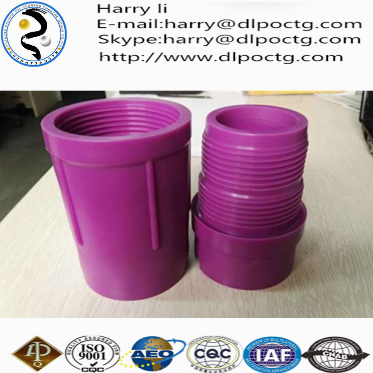 pvc pipe threaded end cap and stainless steel pipe threaded end cap