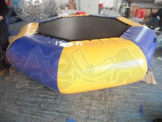 Outdoor Inflatable Water Trampoline