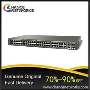 NEW CISCO Switch 2960 series WS-C2960-48TC-L 48 Ports