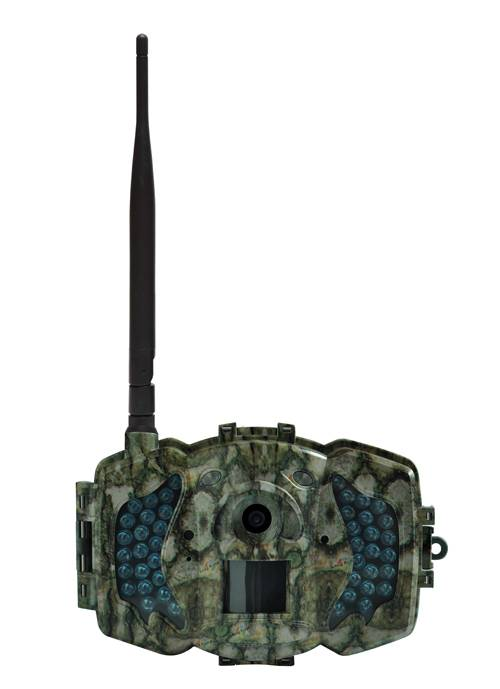 The 3G, 2-way Communications, 8MP and 720P HD Wireless Hunting Trail Scouting Game Camera with MMS/G
