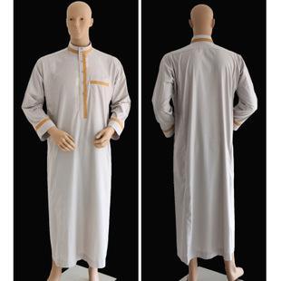 TR Slub fabric, Arabia robe fabric,Muslim fabric .3030 7575
