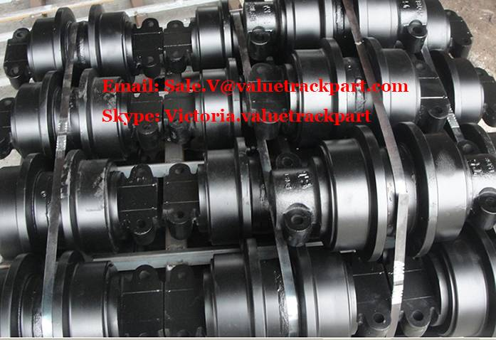 Undercarriage parts KH180 KH180-3 Track Roller For Crawler Crane
