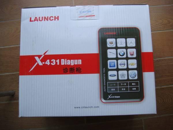 original Launch X431 diagun diagnostic tool