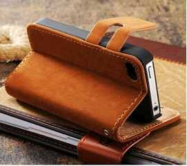 The best Leather cell phone case for iPhone 6 wallet cases and covers High Quality