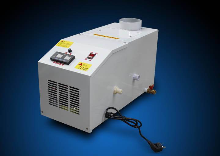 Industrial atomizing humidifier