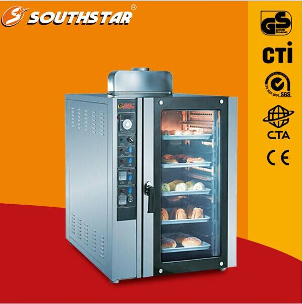 Convection oven with 5 trays for bread high quality good price
