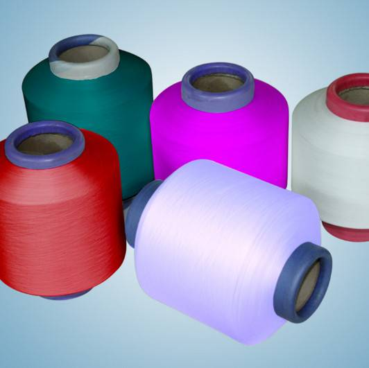 China suppliers polyester viscose blended yarn for knitting recycled polyester cotton blend yarn 3s