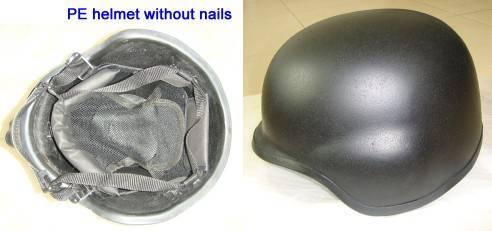 KL-002D PE Bulletproof Helmet