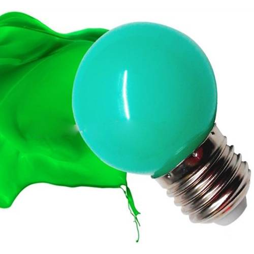 wholesale decorative city 1w e27 b22 g40 g45 color led bulb