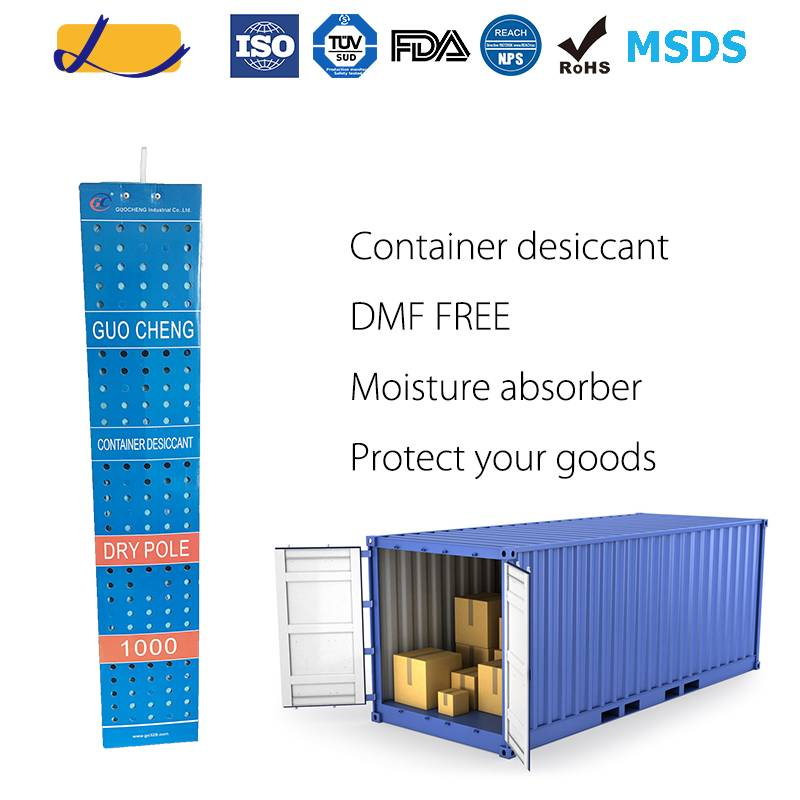 silica gel desiccant for container(sea transportation)