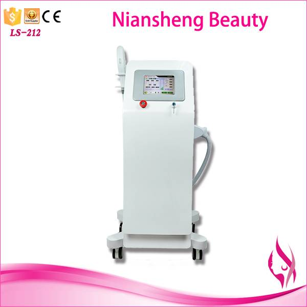 Niansheng  IPL SHR laser  Skin Rejuvenation and Hair Removal machine
