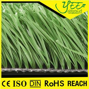 PE white 50mm artificial grass for sports soccer field