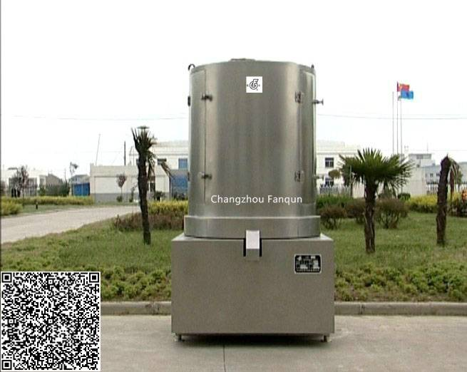 Changzhou Fanqun LZG Screw Vibration Dryer