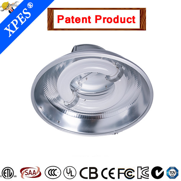 Best quality 2017 newest XPES induction high bay lamp 80W