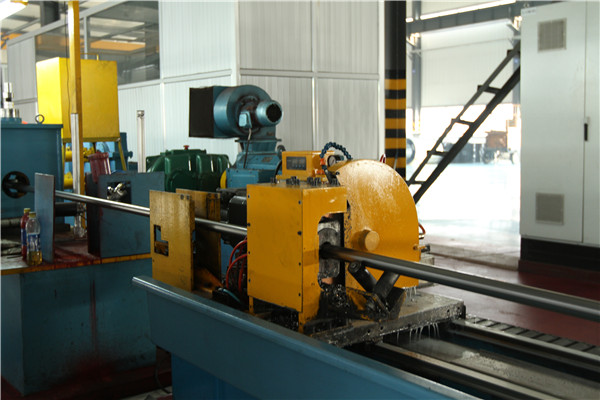 50mm Forming and sizing tube mill line