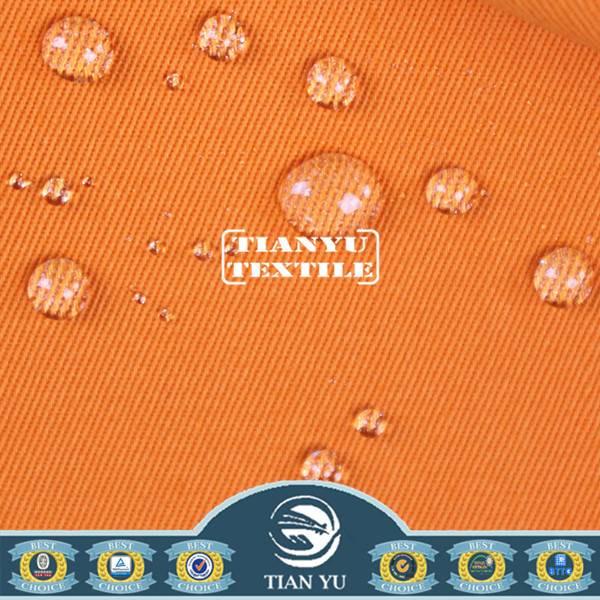Teflon Treatment Oil Resistant Waterproof Workwear Fabric
