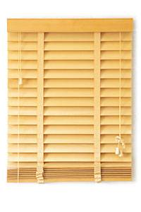 Wood Venetian Blinds, Horizontal Blinds