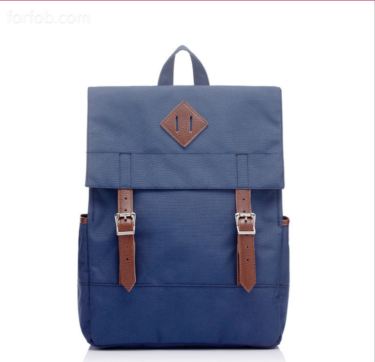 Teens Boys Middle High School Book Backpack Classic College Bag
