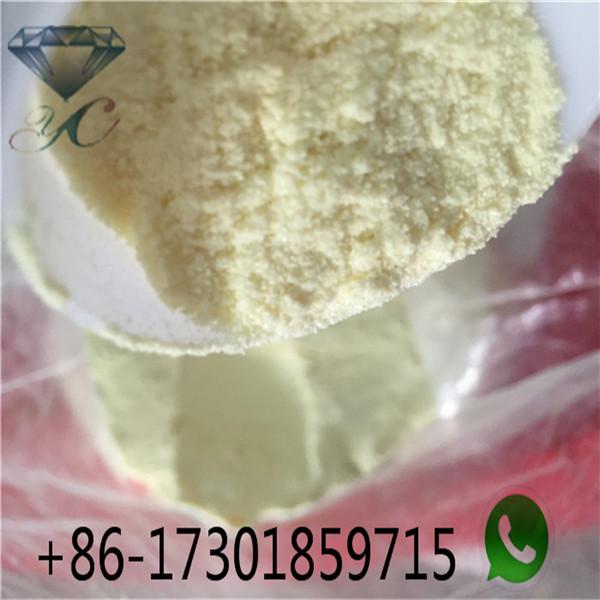 CAS:3093-35-4 Topical Anti-Inflammatory Halcinonide Yellow Powder