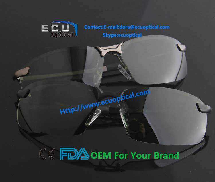 2014 New PC PolycarbonateTAC polarized lens men driving sunglasses wholesale