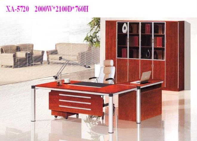 Office Furniture:New Modern Wooden Executive Desk