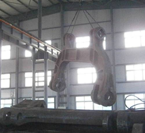 Beam Lifting for Excavator