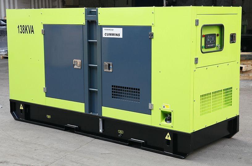 16kva to 2000kva Cummins diesel generator