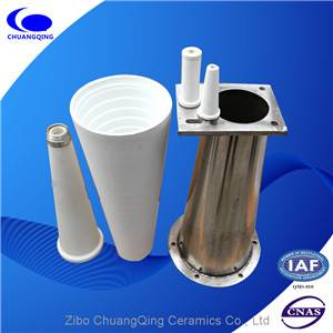 Paper Making Ceramic Cone for Pulp Cleaner
