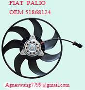 RADIATOR FAN / COOLING FAN / CONDENSER FAN FIAT PALIO / STRADA FIRE / GM CORSA 51868124