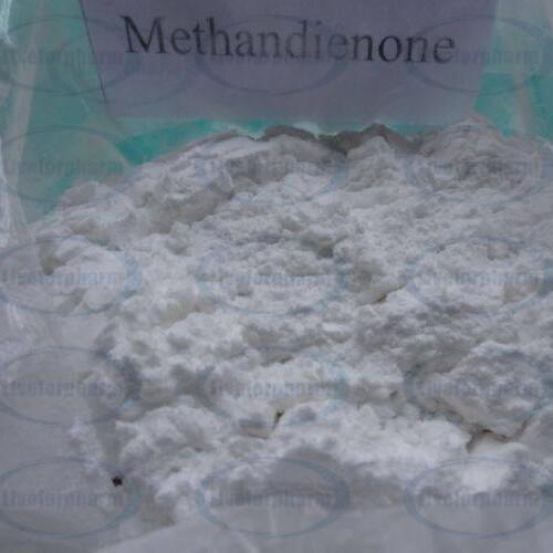 Methandienone Anti Estrogen Bodybuilding Weight Loss Steroid CAS 72-63-9 Dianabol/ DBOL