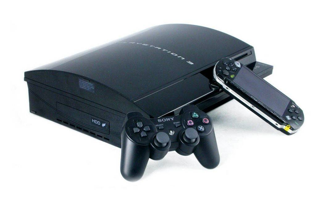 Sony Playstation 3 PS3 500GB Console Bundle with free games