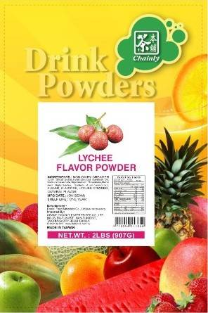 Lychee Flavor Powder for Bubble Tea Drink