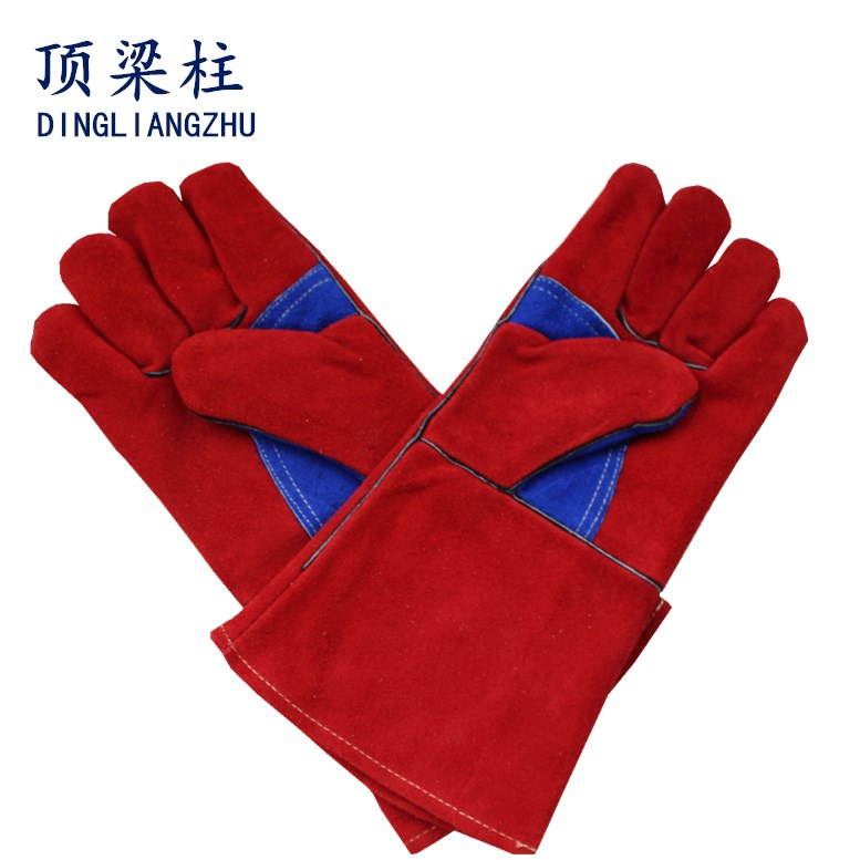 Professinal Industrial Leather Work Welding Gloves