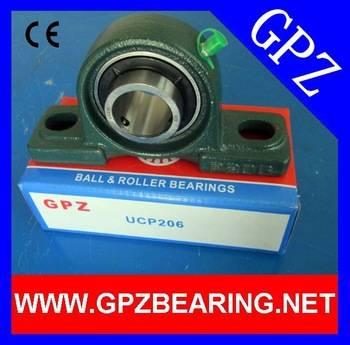 GPZ pillow block bearings SER206-19 SER206-20