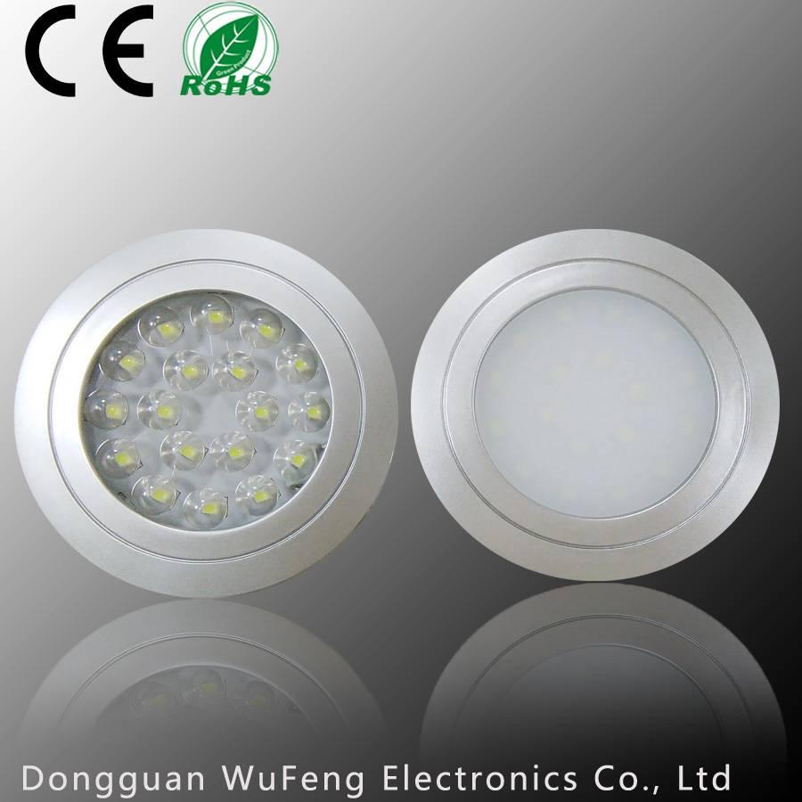 CE Certification Recessed LED Cabinet Light