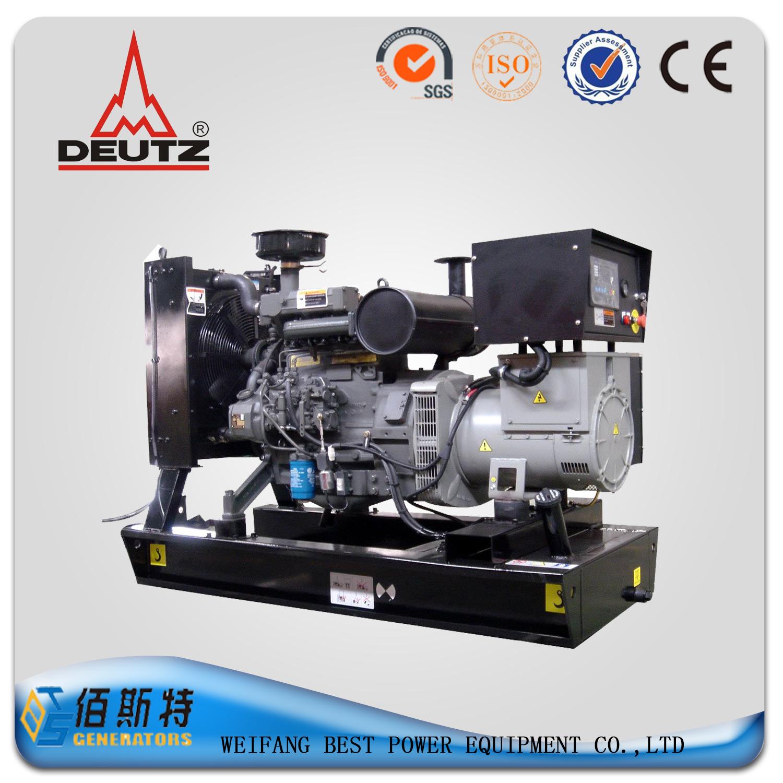 50KW China brand Weichai diesel generator set