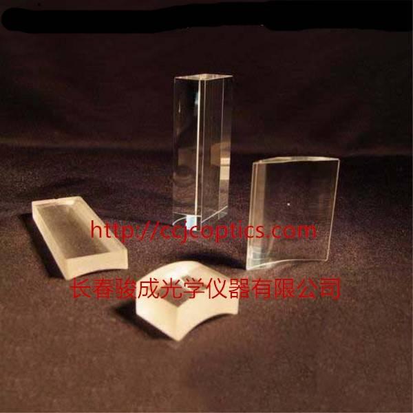 UV Fused Silica Quartz Plano convex Concave cylindrical lens