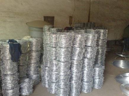 High quanlity barbed wire manufacturer