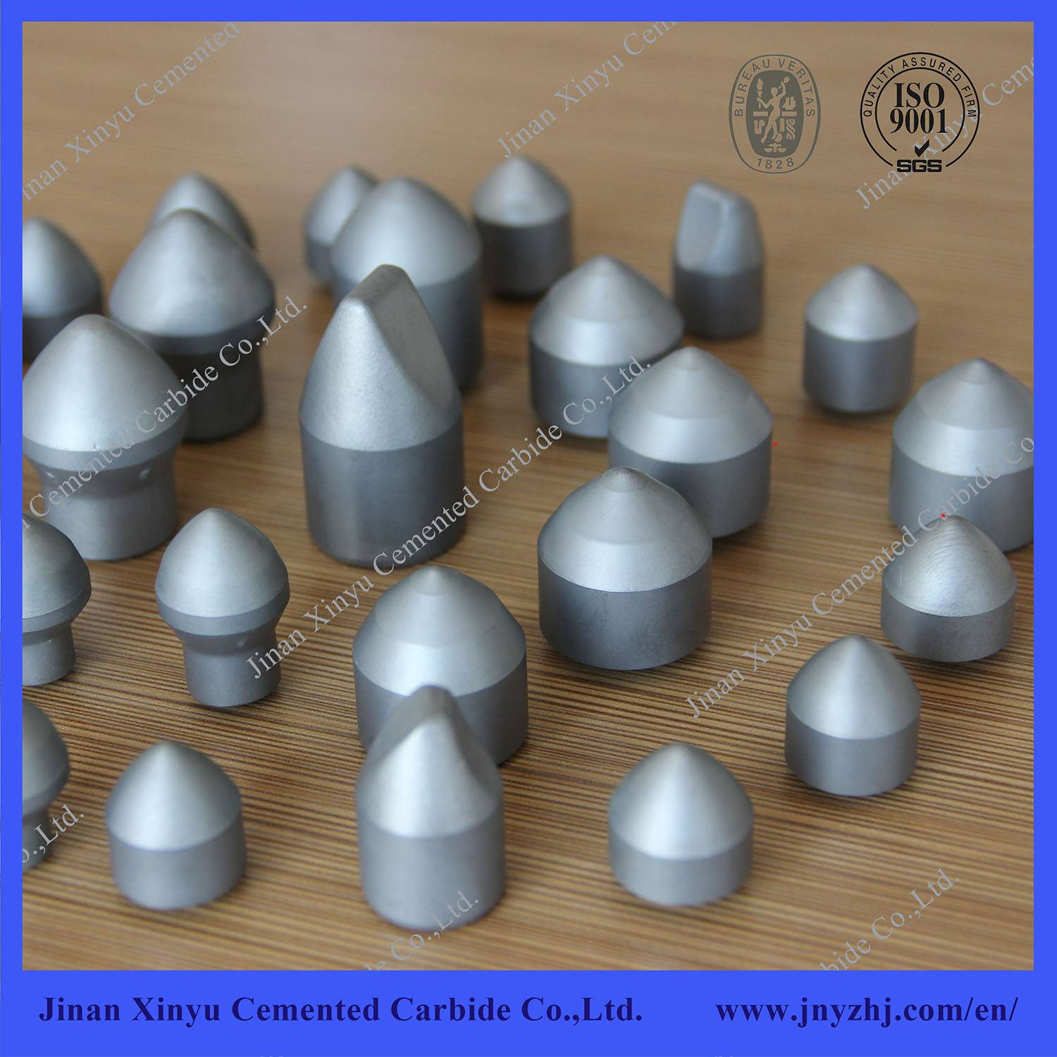 Cemented Carbide Auger Tips