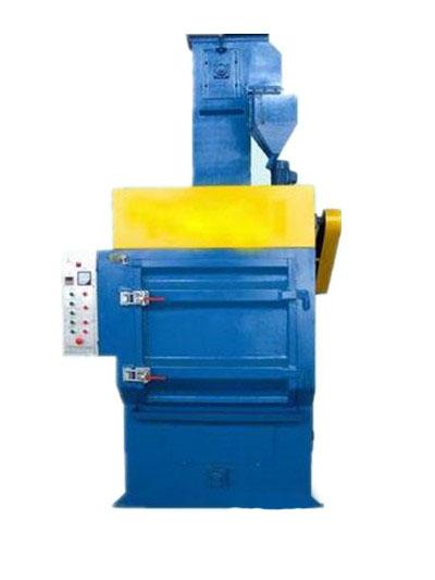 Boerai Automatic shot blasting machine / car parts shot blasting cleaning