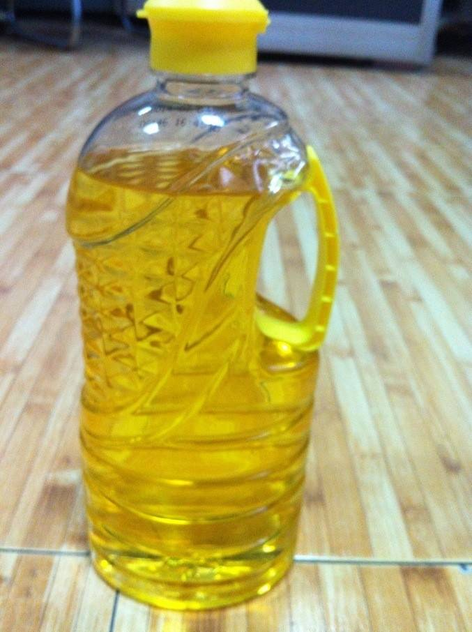REFINED SUNFLOWER OIL FROM RUSSIA/UKRAINE