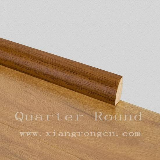 Quarter Round for Laminated Floor