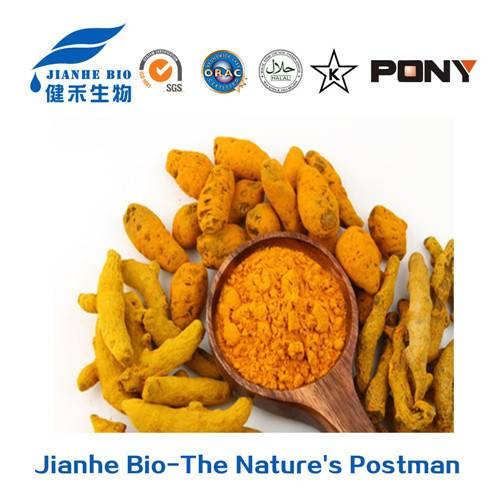 Jianhe Factory Supply Best Turmeric Root Extract Price
