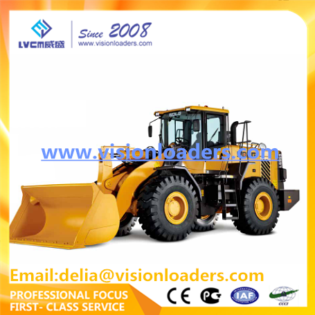 SDLG LG959 Wheel loader Brake Wet Axle LG959 Shovel loader for sale