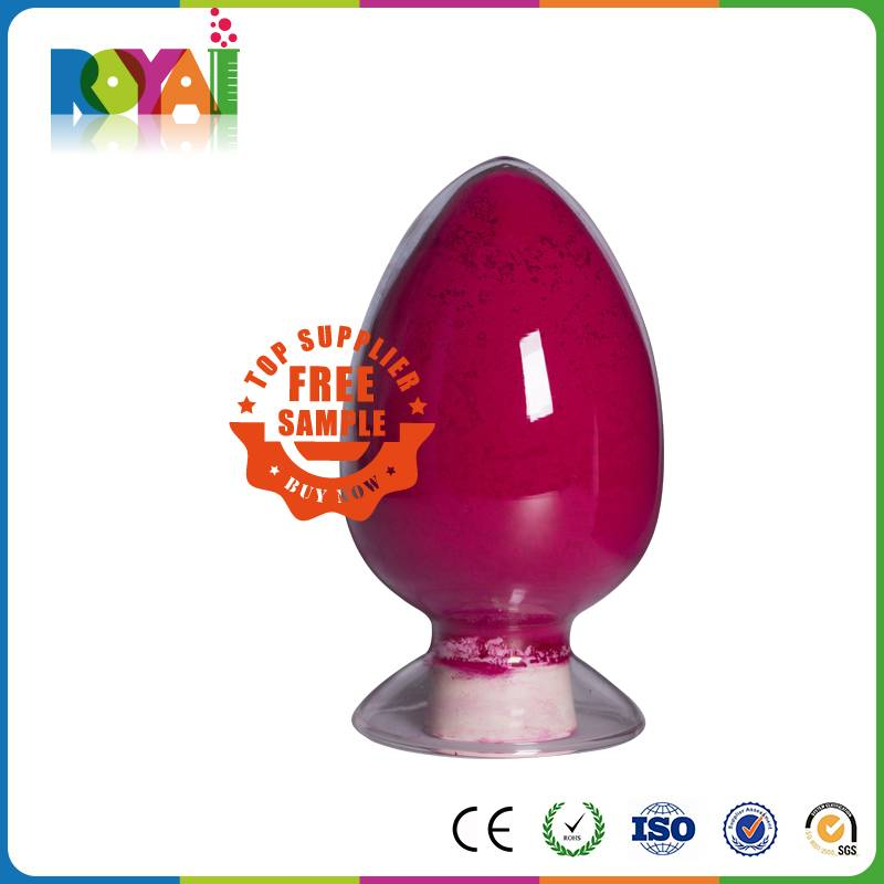 China manufacturer for organic pigment wholesale
