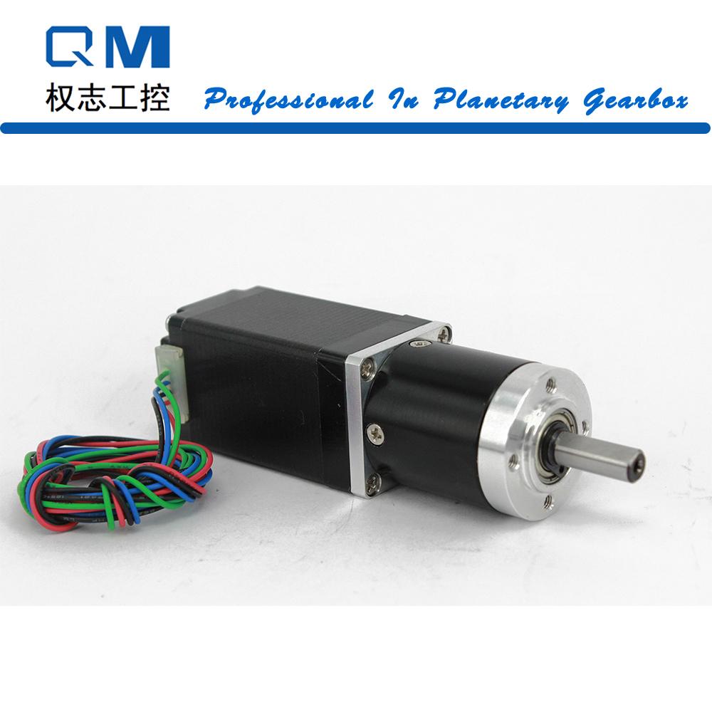 Planetary Gearbox Nema 11 L=50mm Stepper Motor
