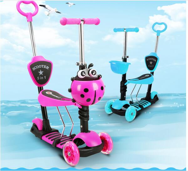 Factory wholesale cheap price hot selling child kick scooter, baby scooter, kids scooter