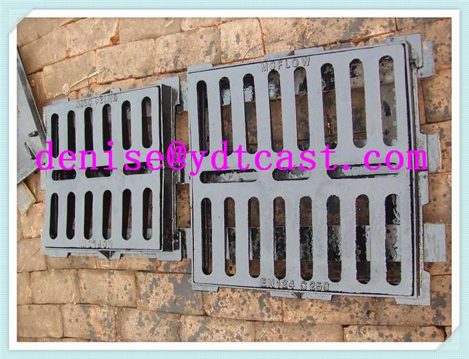 Gray cast iron gully grates drain grating price