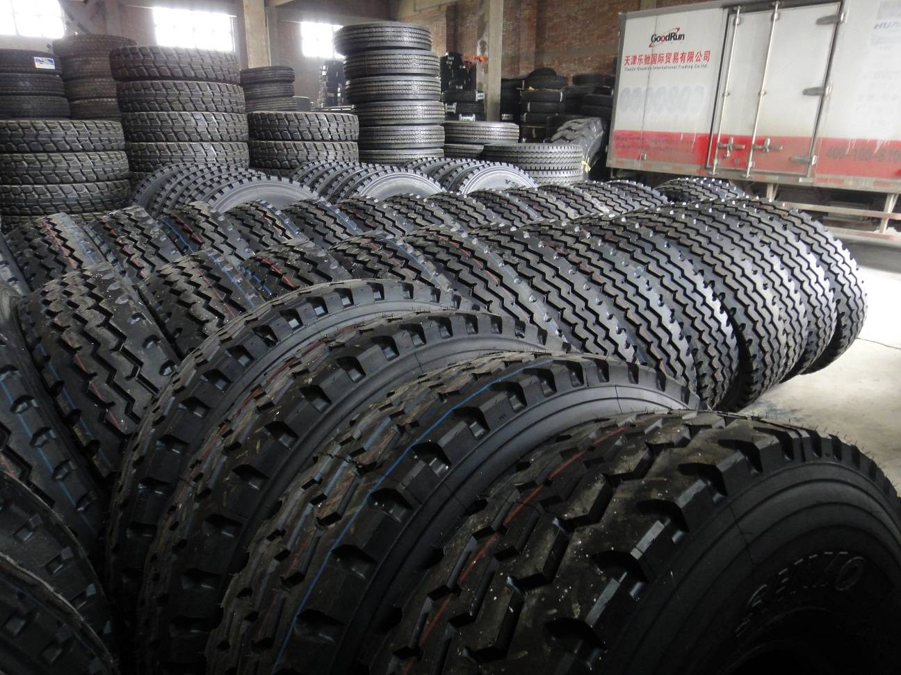 12.00R20-18 SHIMO truck tires